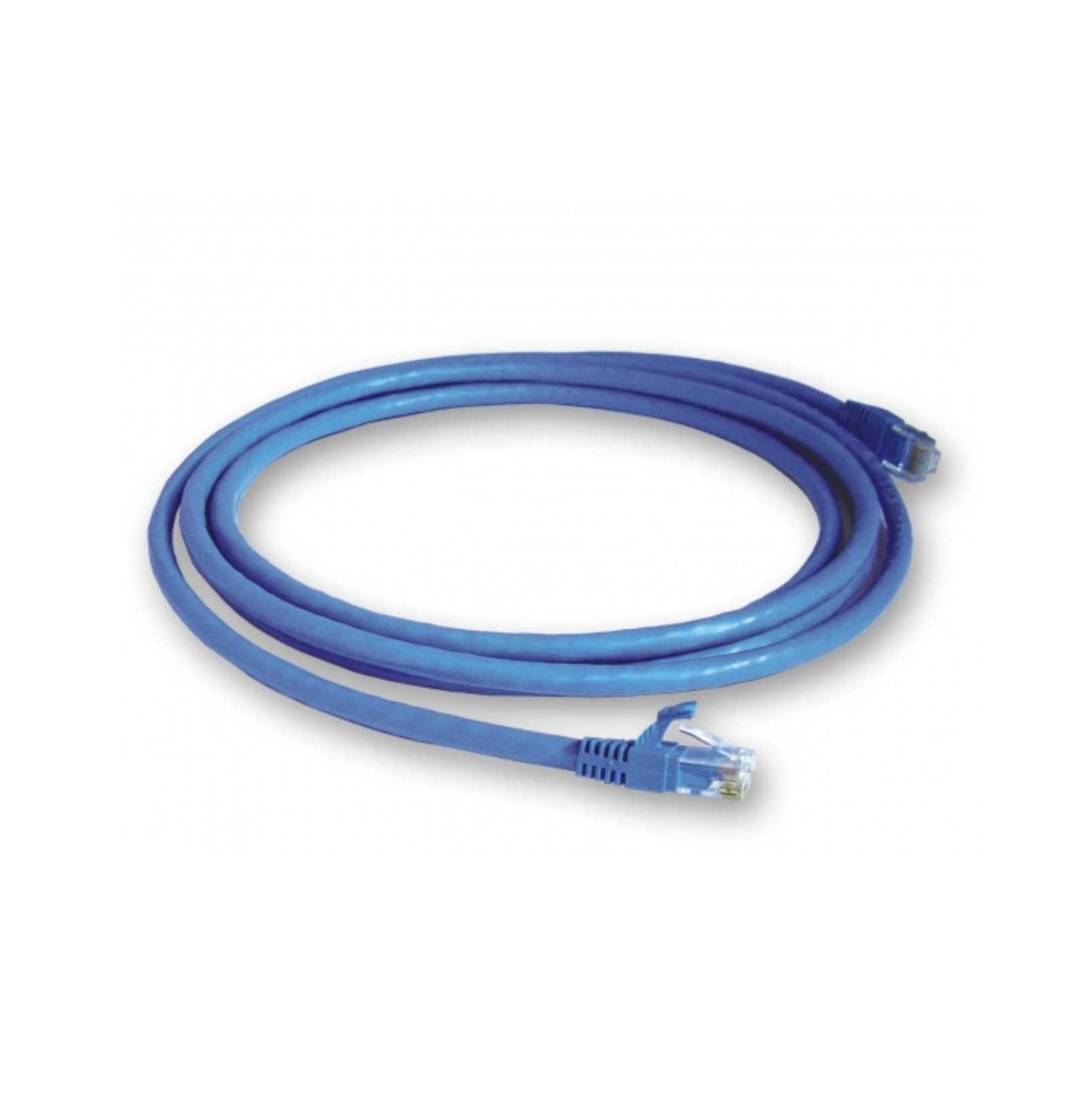 PATCH CORD CAT 5E 1,5MT C/ CAPA AZUL