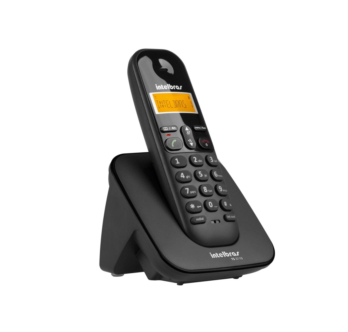 TELEFONE S/ FIO TS3110