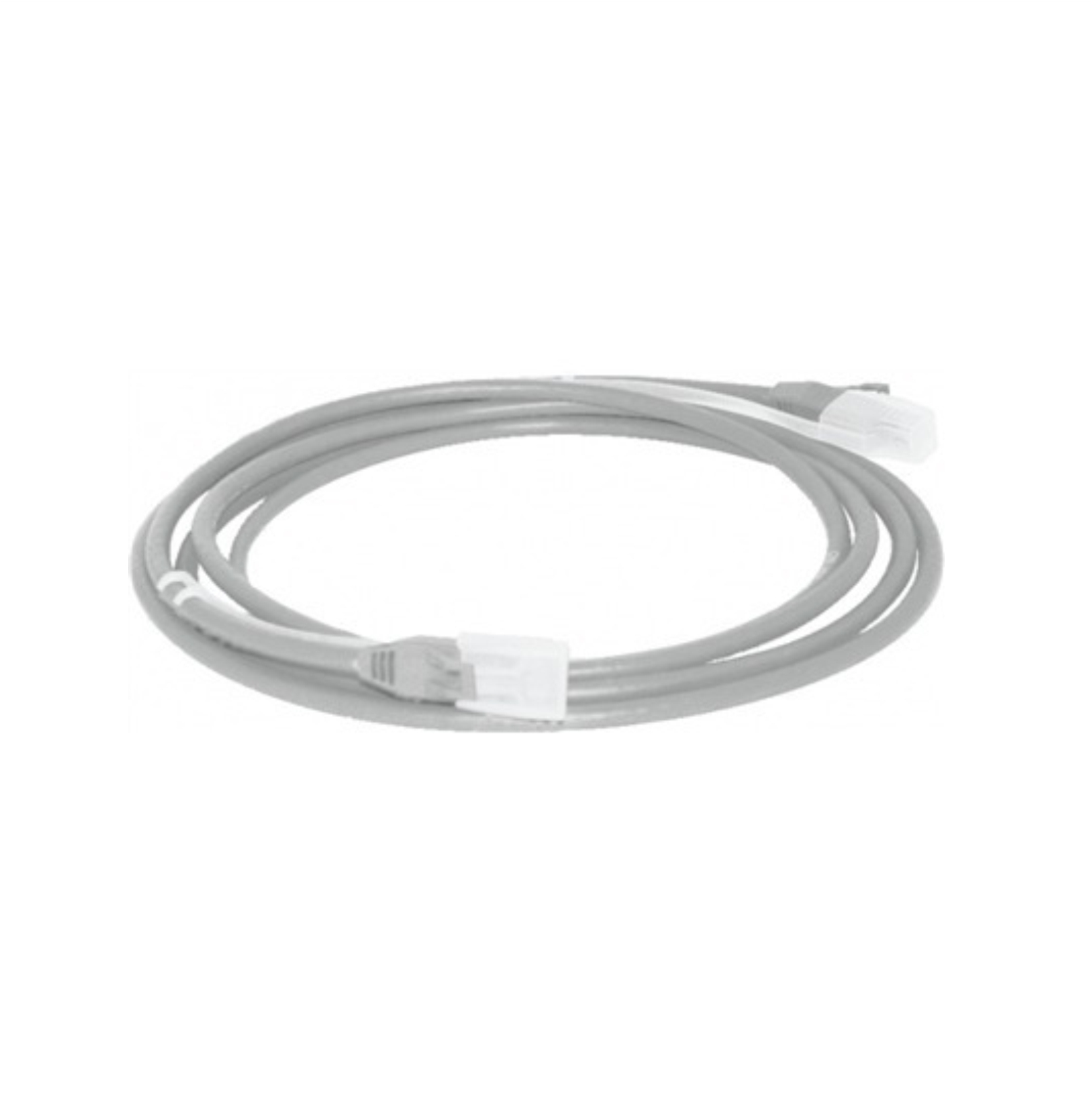 PATCH CORD CAT 5E 2,5MT CINZA