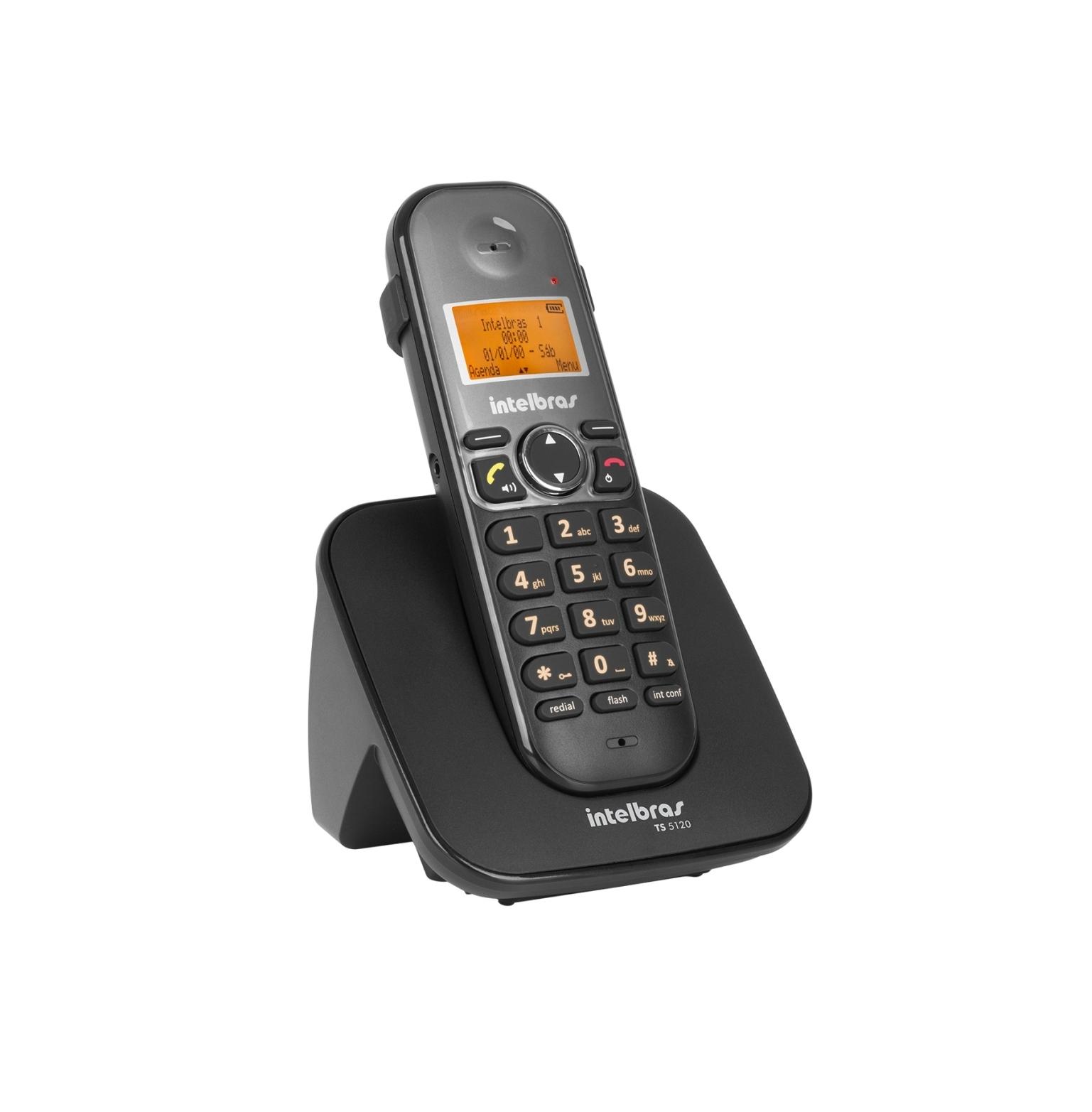 TELEFONE S/ FIO TS5120