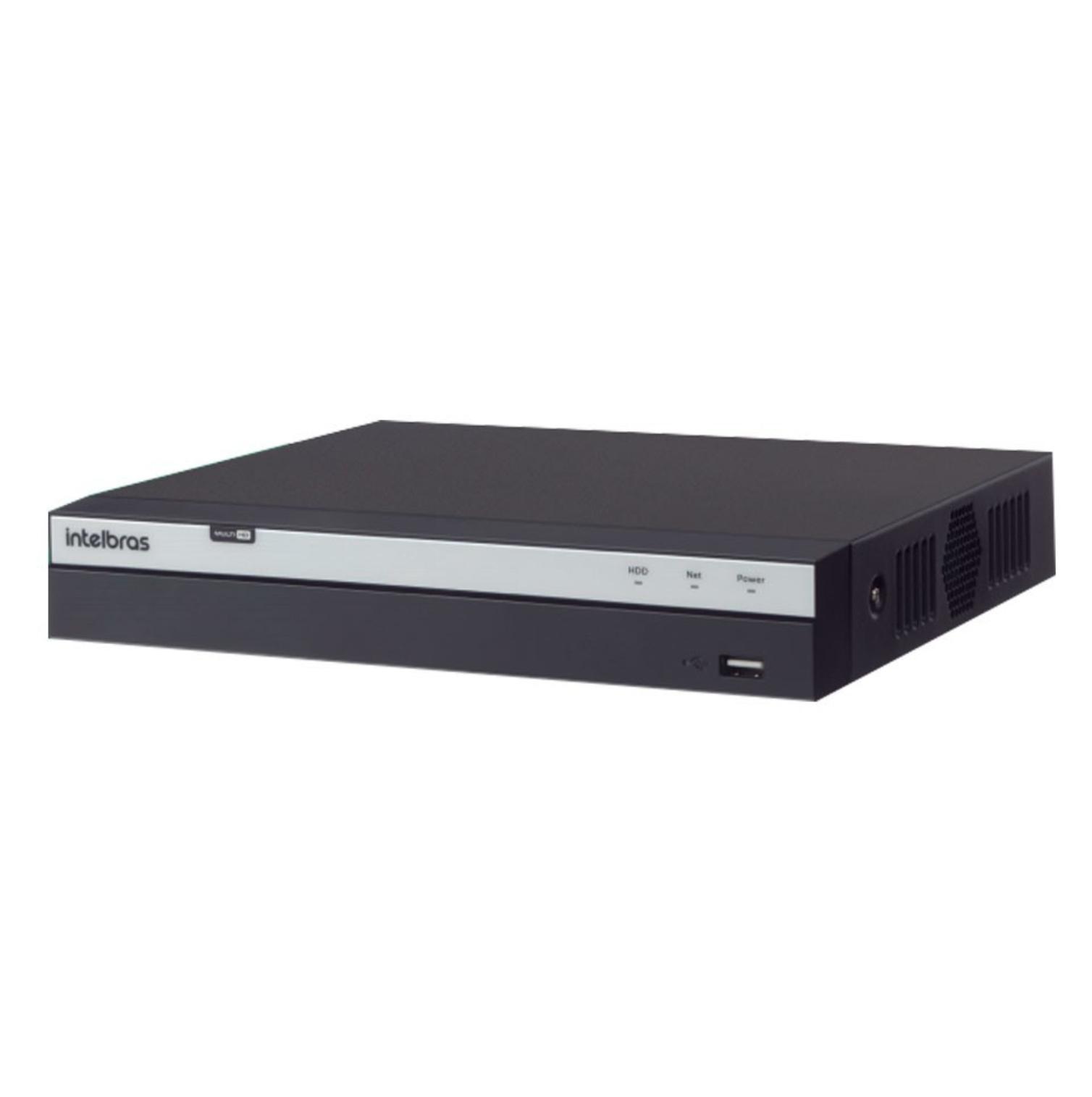 DVR MULTI HD 04 CANAIS MHDX3004